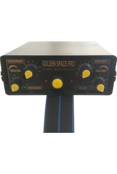 Golden Space Pro Ayrımlı Derin Define Dedektörü