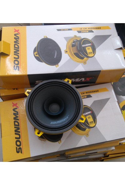 Soundmax Sx-Eg5 13 cm Midrance