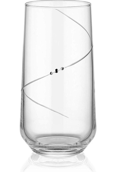 Decostyle Elegance 6 Adet Meşrubat Bardağı