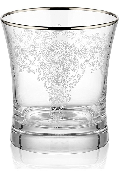 Decostyle Helen 6 Adet Paşabahçe Su Bardağı
