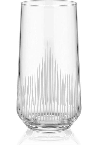 Decostyle Hisar 6 Adet Meşrubat Bardağı