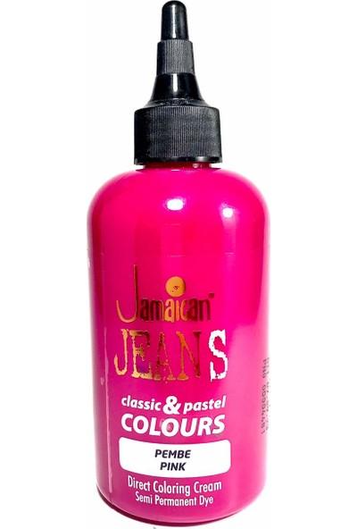 Jamaican Jean's Color Saç Boyası Pembe BOYA1041