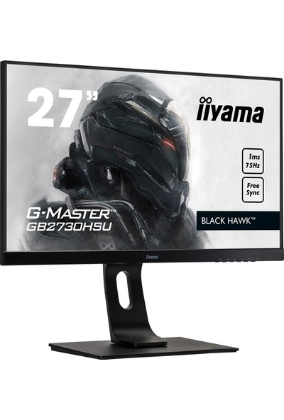 """Iiyama G-Master GB2730HSU-B1 27"""" 75Hz 1ms LED Monitör"""