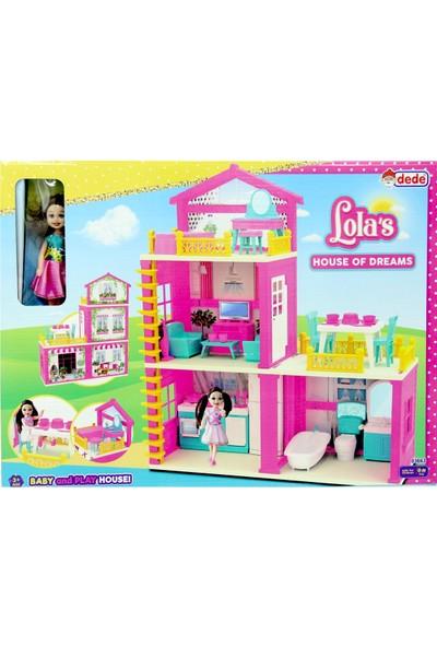 Dede Lola'nın 3 Katlı Rüya Evi Seti