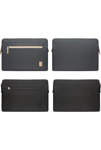 """Laptop MacBook Çantası Kese Kılıf Darbe Emici 2016 Sonrası Type-C Modellere Uyumlu 13,3"""""""