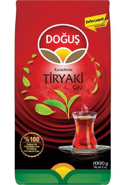 Doğuş Karadeniz Tiryaki Çay 1 kg x 12
