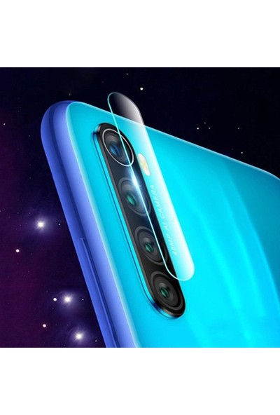 Piili Xiaomi Note 10 Kamera Koruyucu