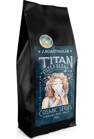 A Roasting Lab Titan Filter Blend 250 gr