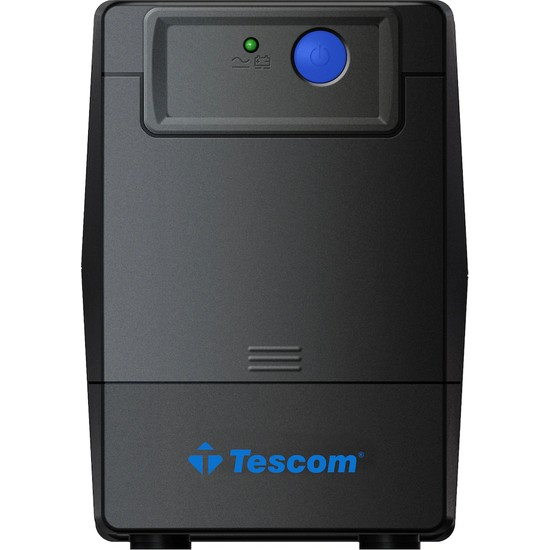 Tescom Leo Iı 650VA Line Interactıve Ups Güç Kaynağı (1X7AH)