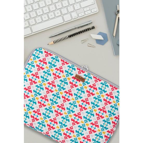 """Hamur Easy Case 13"""" Laptop Çantası Notebook Kılıfı Ethnic New"""