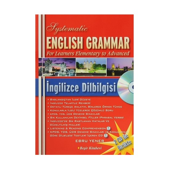 Systematic English Grammar / 2CD - Ebru Yener