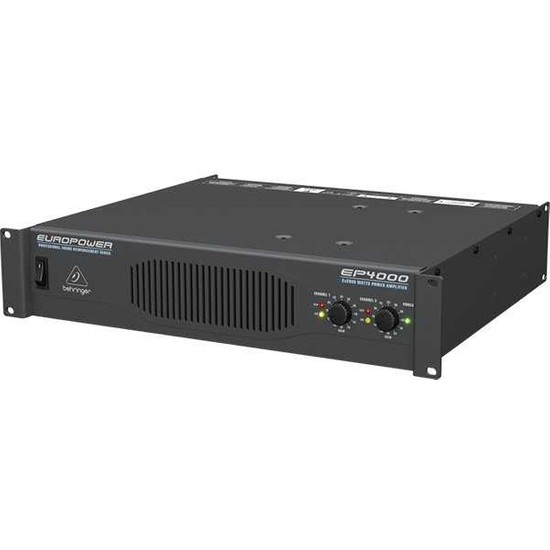 Behringer EP-4000 4000W Power Anfi