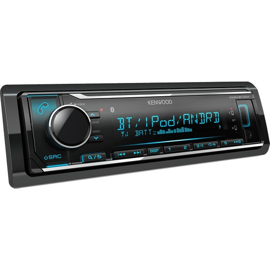 Kenwood KMM-BT304 Bluetooth USB ve Aux Girişli Oto Teyp KMM-BT-304