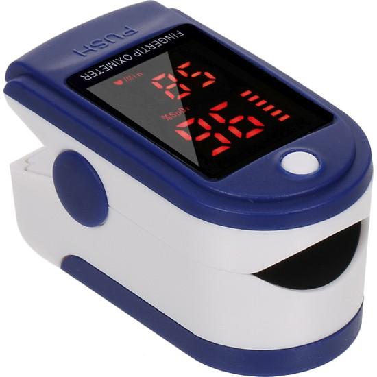 Beautylife Dijital Parmak Ucu Nabız Oksimetre Kan Oksijen Sensörü (Yurt Dışından)