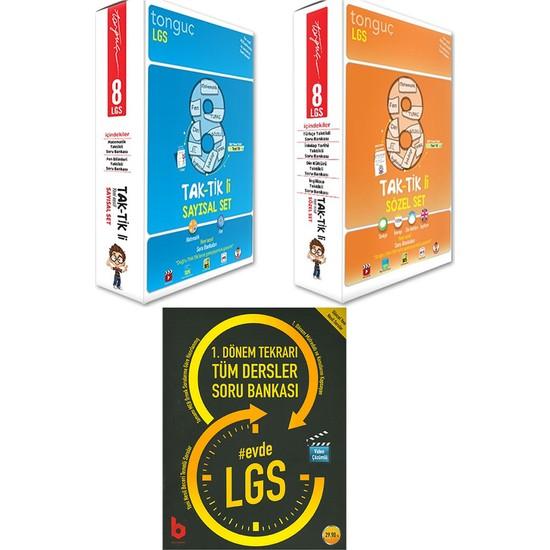 Tonguç Akademi 8. Sınıf Taktikli Soru Bankası Seti ve 1. Dönem Tekrar Kitabı 2020 Ekitap İndir | PDF | ePub | Mobi