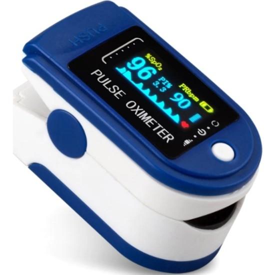 Mofys Parmak Tipi Oksimetre Nabız Oksijen Ölçer Oximeter
