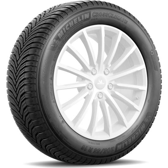 Michelin 205/55 R16 91H CrossClimate+ Dört Mevsim Oto Lastik (Üretim Yılı: 2020)