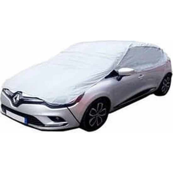 West Branda Yeni Renault Clio 5 Hb Pratik Yarım Oto Brandası Güneşlik Kar Buz Önleyici
