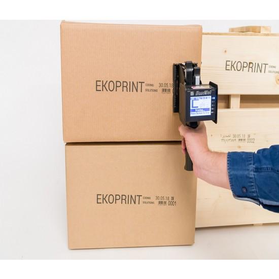 EkoPrint Handjet (Mobil) Kodlama Makinesi