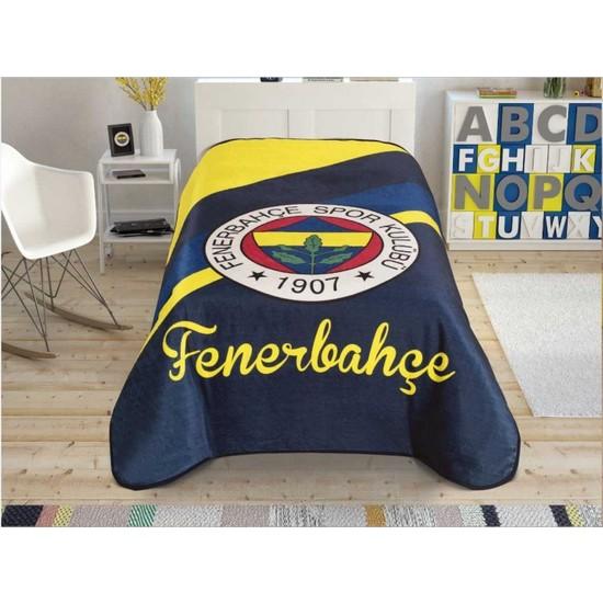 Taç Lisanslı Fenerbahçe 1907 Battaniye