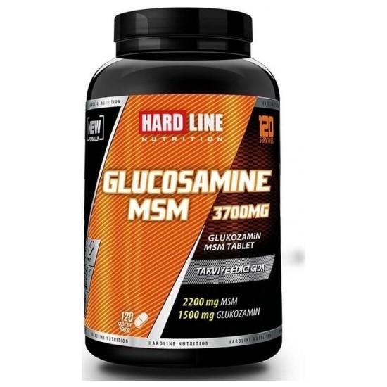Hardlıne Glucosamıne Msm 120 Tablet