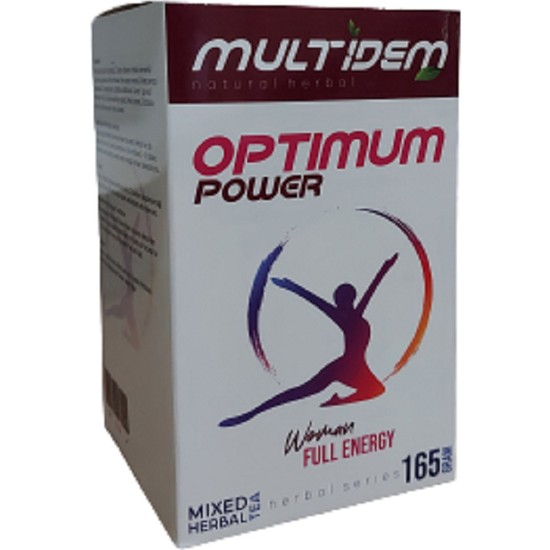 Multidem Optimum Power Herbal Tea (Bayan) 165 gr