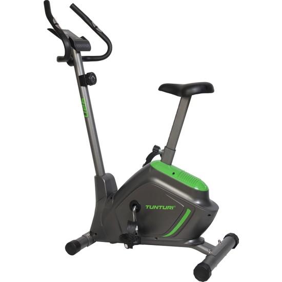 Tunturi U26 Nabız Ölçerli, Tablet Tutacaklı Manyetik Egzersiz Bisikleti