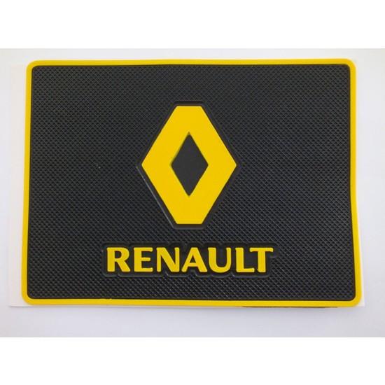 Özdemir Aksesuar Renault Torpido Üstü Kaydırmaz Ped Telefon Tutucu