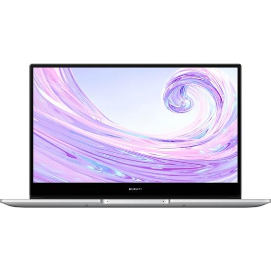 """Huawei Matebook D 14 AMD Ryzen 7 3700U 8GB 512GB SSD Windows 10 Home 14"""" FHD Taşınabilir Bilgisayar"""
