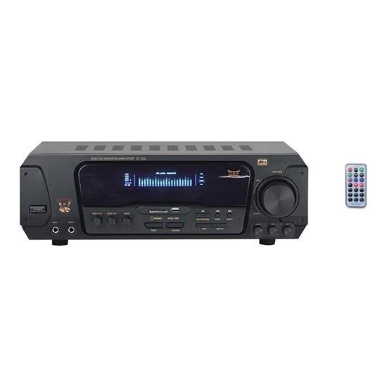 Bots BT-606 Stereo Anfi Güç 2X35 Watt Usb, Sd Card