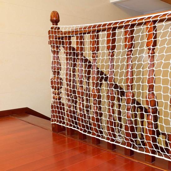 Voven Balkon Filesi Ağı Beyaz 100*100 cm