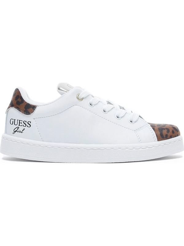 Guess Lucy Çocuk Beyaz Günlük Ayakkabı