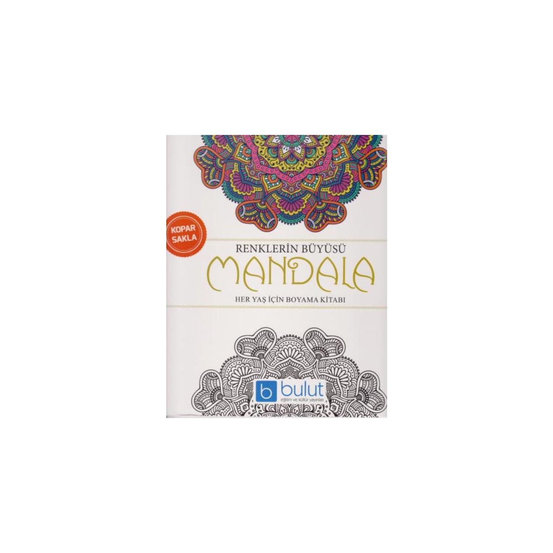 Renklerin Buyusu Mandala Her Yas Icin Boyama Kitabi Fiyati