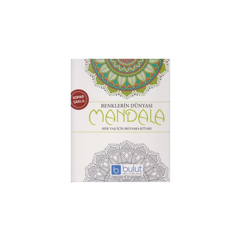 Renklerin Dunyasi Mandala Her Yas Icin Boyama Kitabi Fiyati