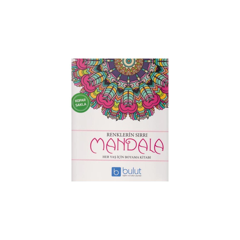 Renklerin Sirri Mandala Her Yas Icin Boyama Kitabi Fiyati