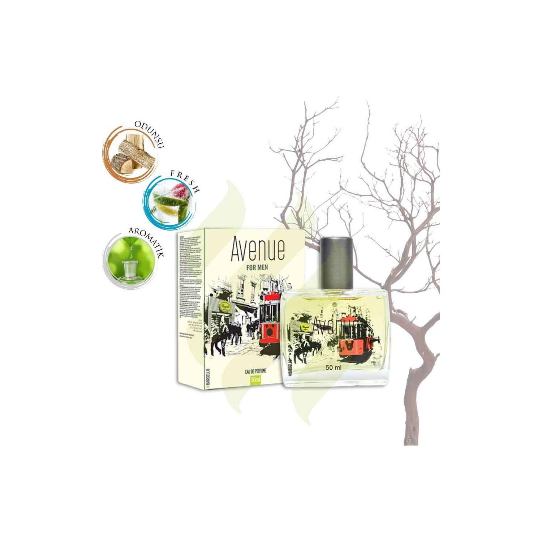 Bargello Avenue Erkek Parfüm 50 Ml Yorumları
