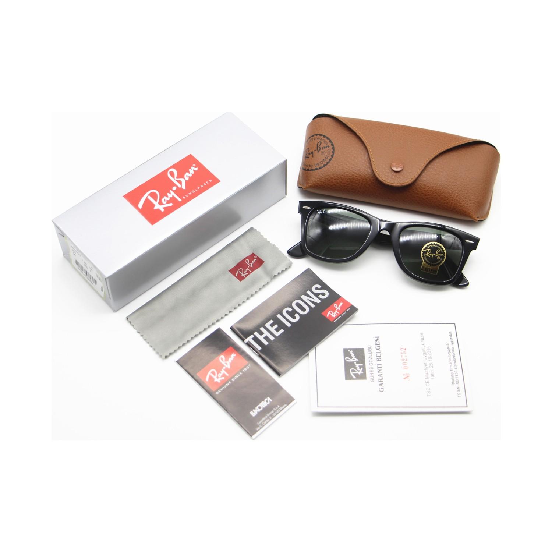 Ray-Ban Rb2140 901 50 22 130 3N Wayfarer Unisex Güneş Fiyatı 56f4a47596