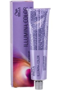Wella Illumina 10.69 Light Yellow Hair Dye 60ml Violet Ash