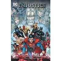 DC Comics Injustice Tanrılar Aramızda Dördüncü Yıl Cilt 1 Türkçe Çizgi Roman