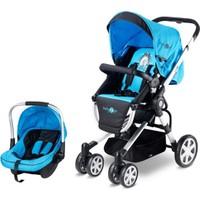 Baby2Go Jupiter Travel Sistem Bebek Arabası Mavi