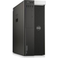 Dell Ay T5810 Intel Xeon E5 1607 v4 8GB 1TB Quadro K620 Windows 7 Pro Masaüstü Bilgisayar