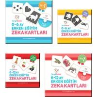 Sevgilibebek 0-12 Ay Tüm Zeka Kartları (2 Kutu + 2 Ek Paket)