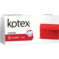Kotex Tampon Super 16'lı