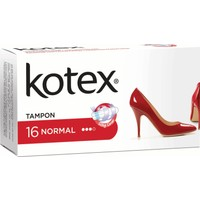 Kotex Tampon Normal 16'lı