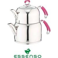 Esse Essenso Silicon Series Orta Boy Çaydanlık 3 Renk Silikon