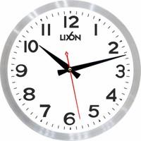 Lixon Duvar Saati 30Cm Metal 201-2 Beyaz