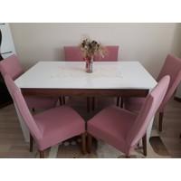 Nur Home Sandalye Kılıfı Salon Tipi