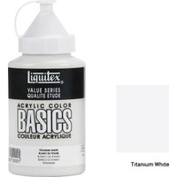 Liquitex Basic Akrilik 400 Ml - N:432 Tıtanıum Whıte