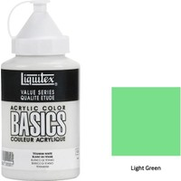 Liquitex Basic Akrilik 400 ml - N:312 Light Green