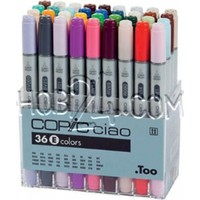 Copic Ciao 36 Renk Set E